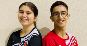 Beatriz Monteiro e Diogo Daniel - para-badmington