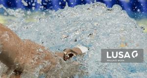 Francisco Santos - Recorde Nacional 200 metros costas