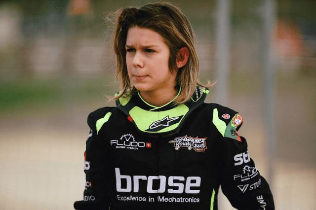 Noah Monteiro - Karting