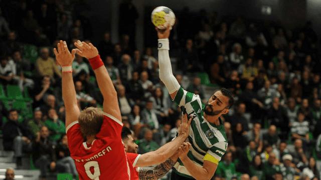 Andebol - Benfica vs Sporting