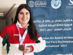 Beatriz Monteiro - Fazza Dubai