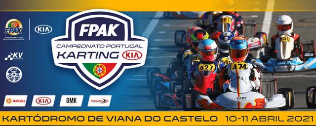 Campeonato de Portugal de Karting 2021