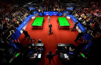 Crucible Theatre - Mundial de Snooker 2021