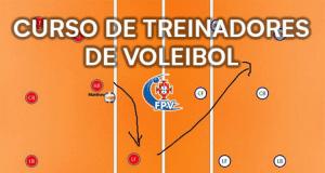 Curso de Treinadores de Voleibol