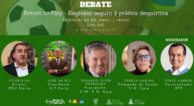 Debate Return to Play - CM Gaia
