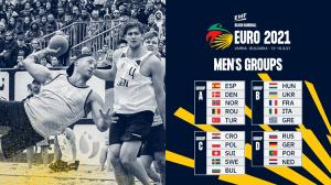 EHF Euro 2021 - Séniores Masculino