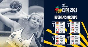 EHF Euro2021 - Séniores Feminino