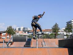 Gustavo Ribeiro - Skateboarding