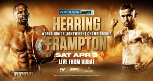 Herring vs Frampton - Eurosport