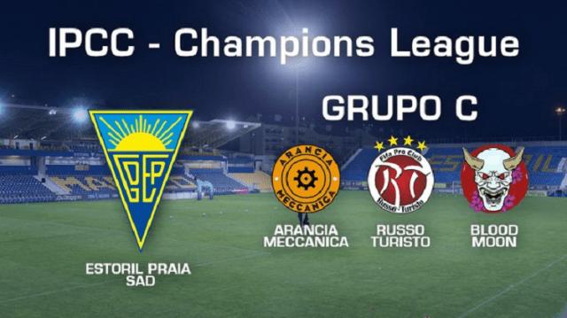 IPCC - Champions League - Grupo C