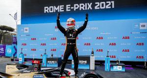 Jean-Eric Vergne - Rome E-Prix 2021