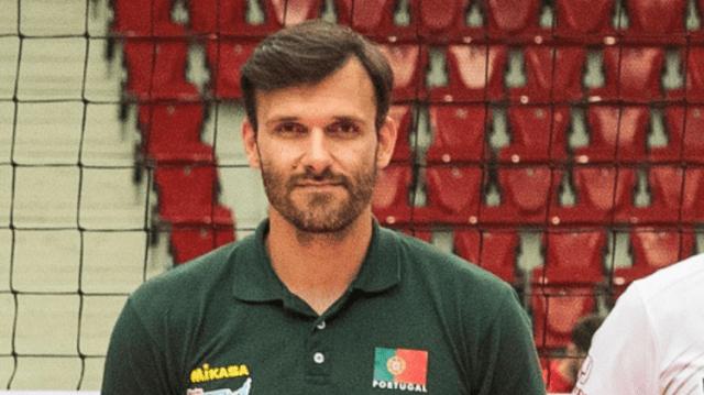 João José - Seleccionador Voleibol Feminino