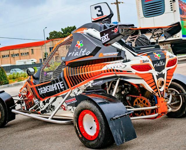 Luís Almeida - LA Motorsport