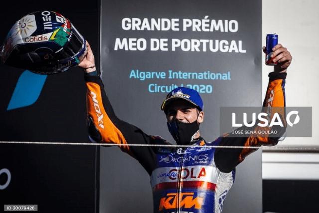 Miguel Oliveira - Grande Prémio MEO