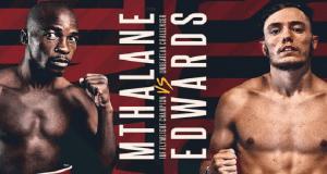 Mthalane - Edwards