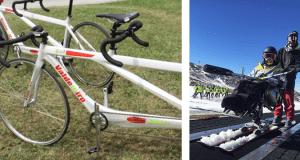 FdDesporto e SCML apoiam Paraciclismo e Esqui Adaptado