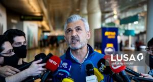 Paulo Jorge Pereira - Seleccionador de Andebol