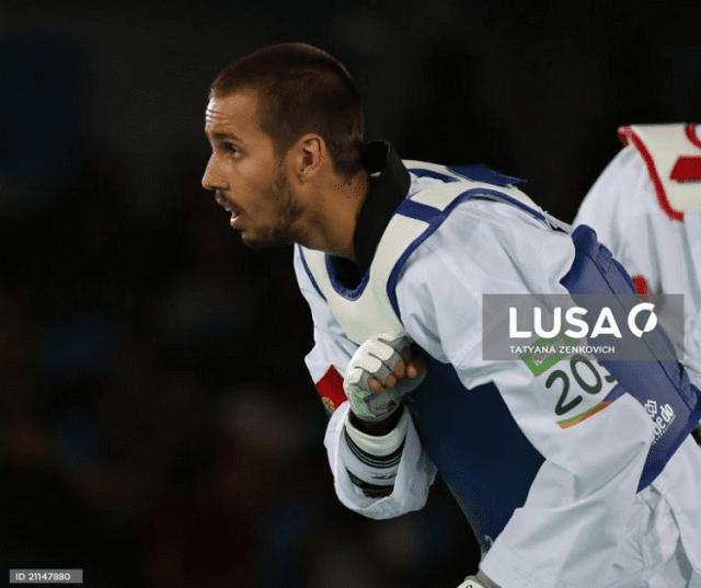Rui Bragança - Taekwondo