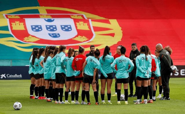 Selecção Feminina de Futebol - Portugal
