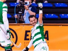 Sporting CP - Euroligue 2021 - Luso