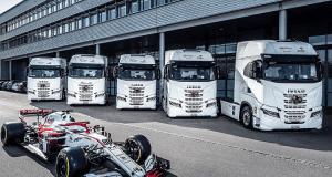 Alfa Romeu Racing ORLEN - IVECO