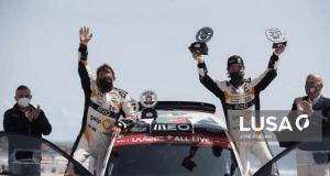 Armindo Araújo - Rally de Portugal 2021