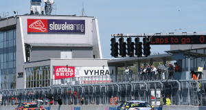 Bennani e Azcona - TCR Europa 2021 - Slovakiaring