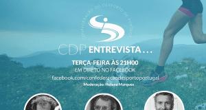 CDP Entrevista - Desporto e Natureza