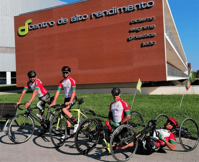 Centro de Alto Rendimento - Paraciclismo