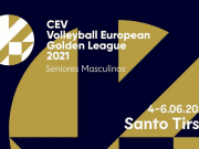CEV European Golden League 2021 - Santo Tirso