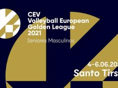 CEV European Golden League 2021 - Santo Tirso