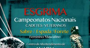 Esgrima - CN de Cadetes e Veteranos 2021 - CAR Anadia