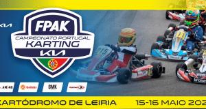 Campeonato de Portugal Karting KIA 2021 - Leiria