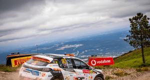 Hugo Lopes - Rally de Portugal 2021