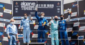 Iberian Historic Endurance 2021 - Portimão - Pódio