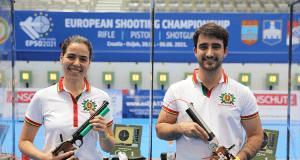 Joana Castelão e João Costa - Tiro
