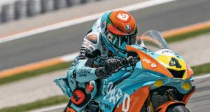 Kiko Maria - FIM CEV Moto 2 - Valencia