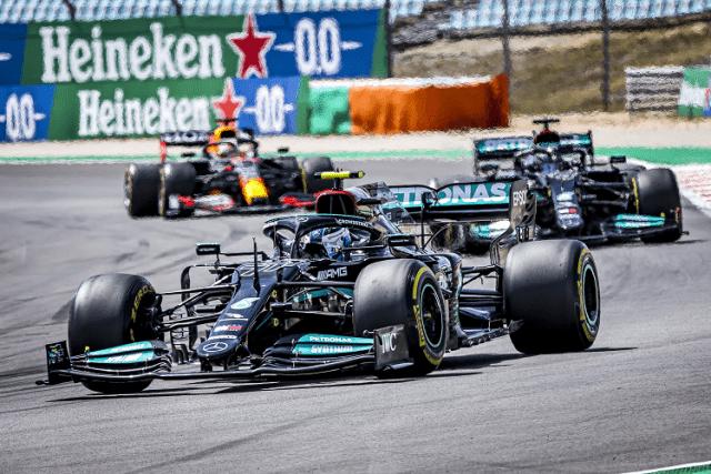 Lewis Hamilton - F1 2021 - Portimão