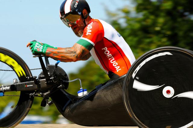 Luís Costa - Paraciclista