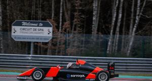 Manuel Espírito Santo - Fórmula 4 - Spa