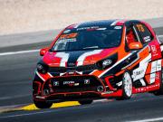 Miguel Martins e Tiago Madeira - KIA Picanto GT Cup