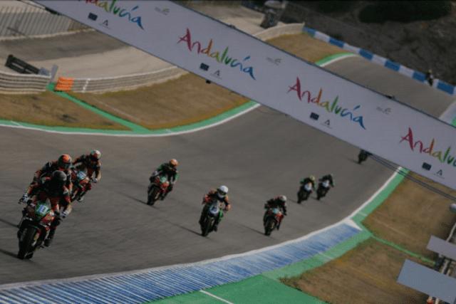 Naked Bikes - Circuito Ángel Nieto