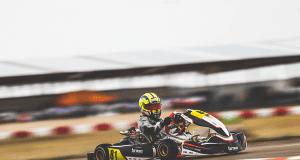 Noah Monteiro - IAME Euro Series 2021 - Zuera