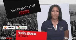 Patrícia Mamona - Triplo Salto