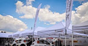 Peugeot Rally Cup Iberica - Assistência