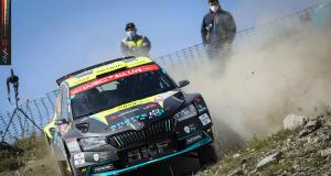 Ricardo Teodósio - Rally de Portugal 2021