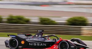 Sebastien Buemi - Nissan e-dams