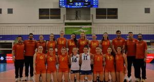 Selecção Nacional Sénior Feminina de Voleibol