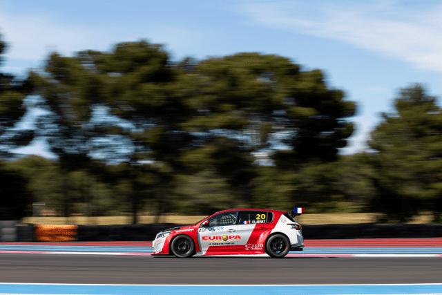 Teddy Clairet - Le Castellet - Race One