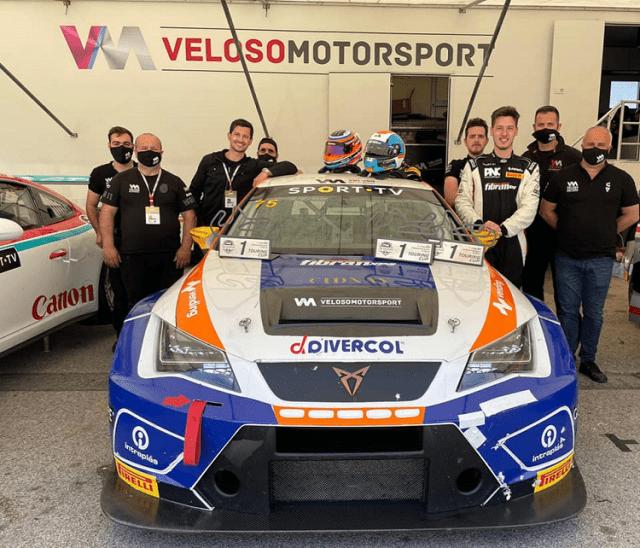 Veloso Motorsport - CPV 2021 - Portimão
